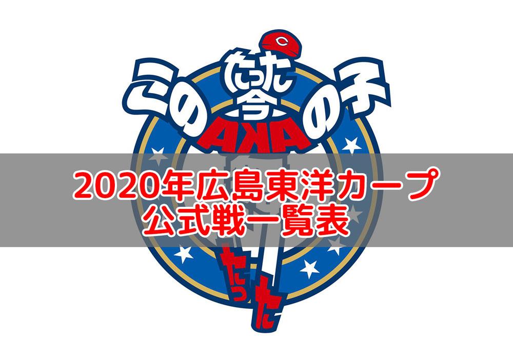 広島 カープ 契約 更改 2020