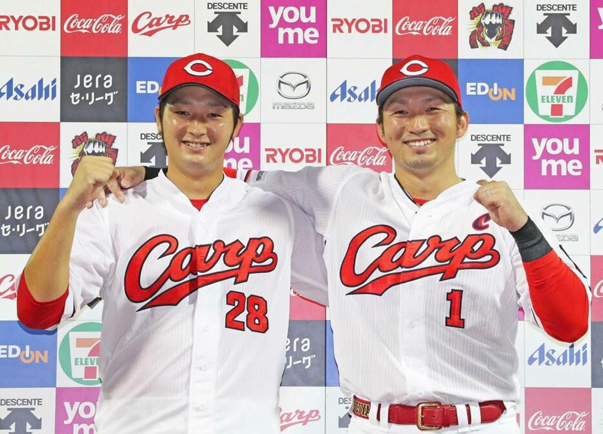 床田&誠也