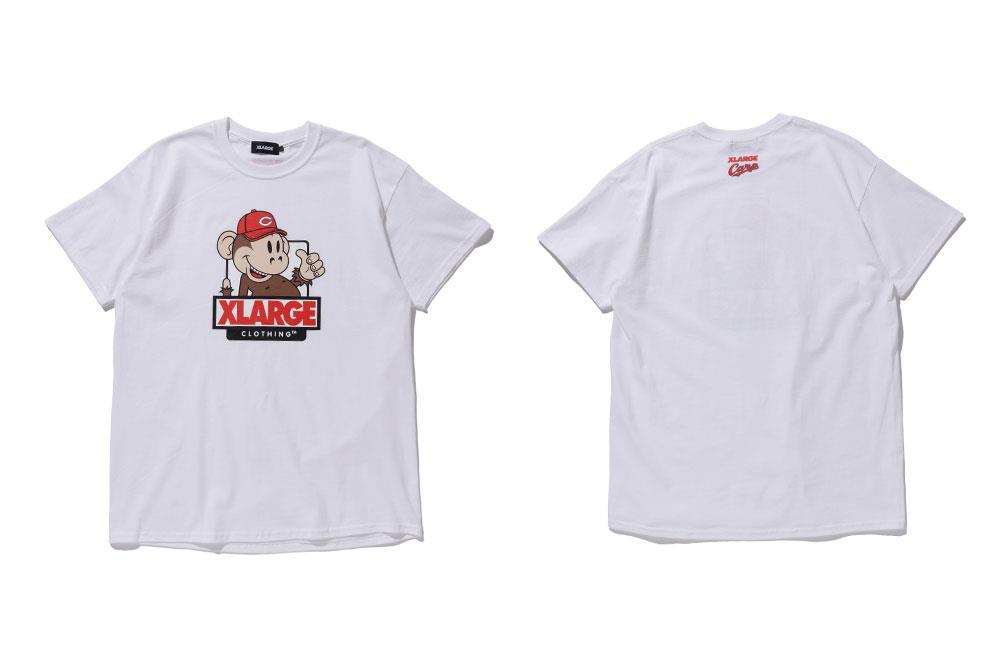 XLARGETシャツ001