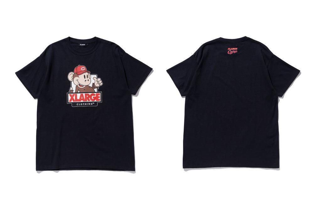 XLARGETシャツ002