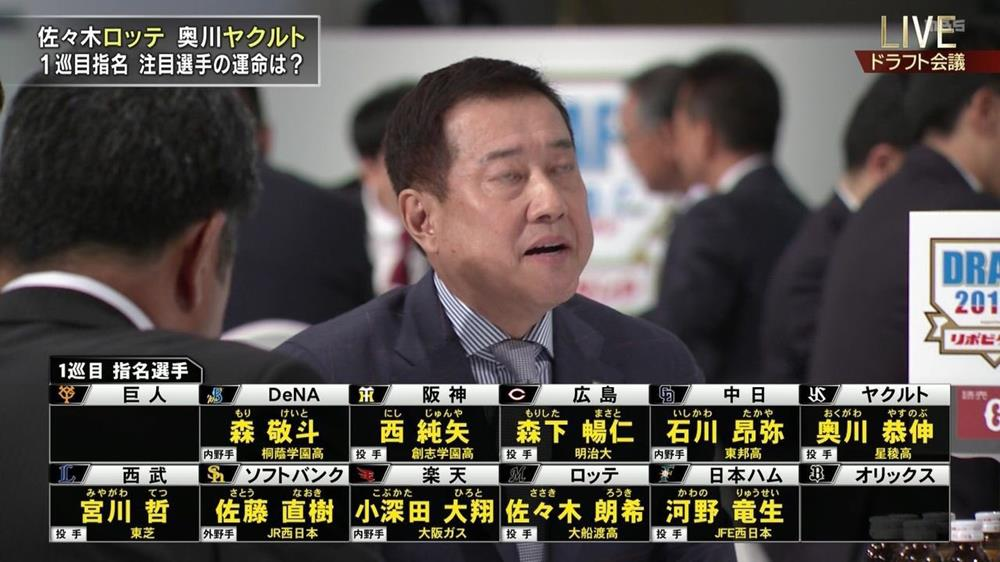 原監督FA